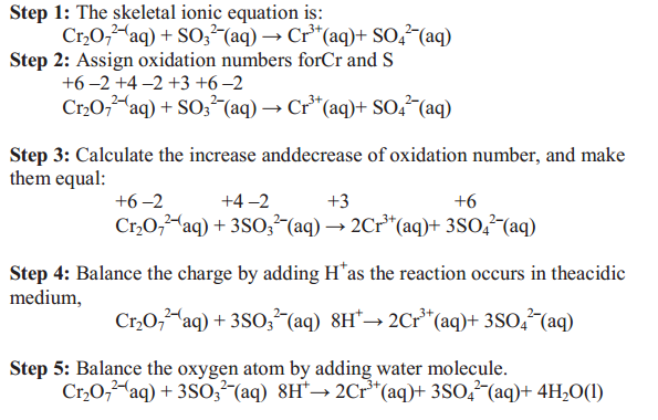 assigning oxidation number We can use guidelines to assign oxidation numbers to atoms in a compound changes in oxidation state during a reaction tell us that there is a transfer of electrons reactions that involve the transfer of electrons are called redox reactions, and they include a reduction (a gain of electrons) and an oxidation (a loss of.